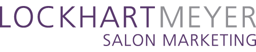 Lockhart Meyer Salon Marketing logo