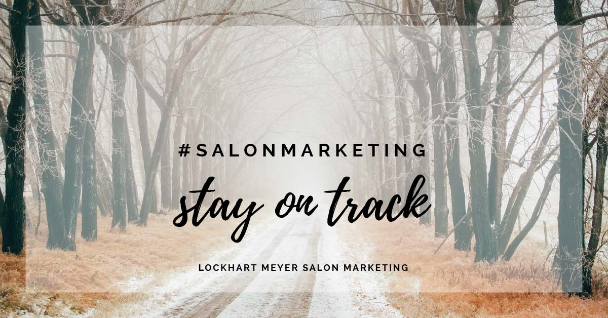 Salon Business Snow Checklist