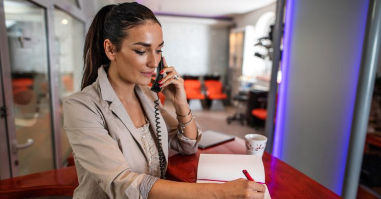 Hook New Clients With Better Telephone Skills. A Quick Salon Tip That Really Works