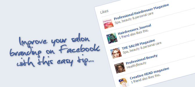 Improve Your Salon Branding On Facebook With This Easy Tip