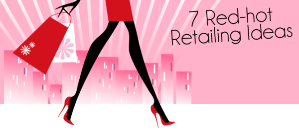 7 red hot retailing ideas for hair and beauty salons for Salon marketing