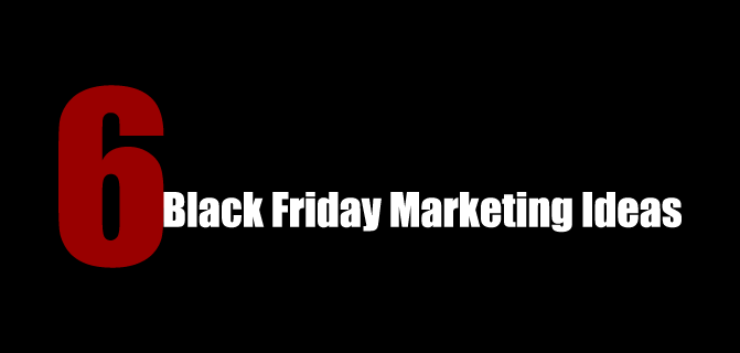 Last minute salon marketing ideas for Black Friday