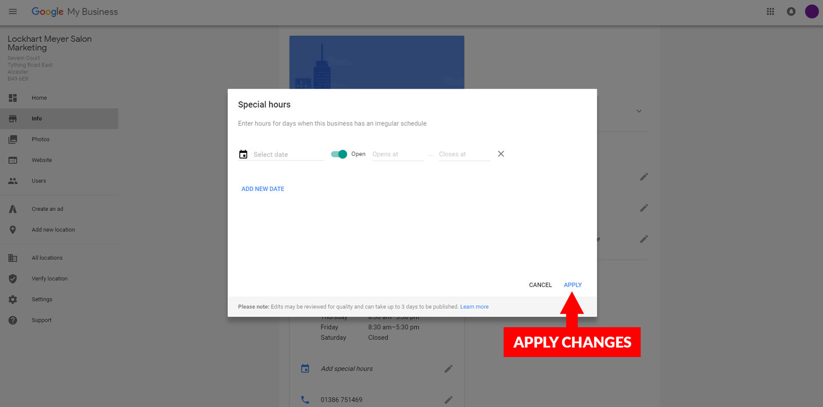 how to make google my opening page