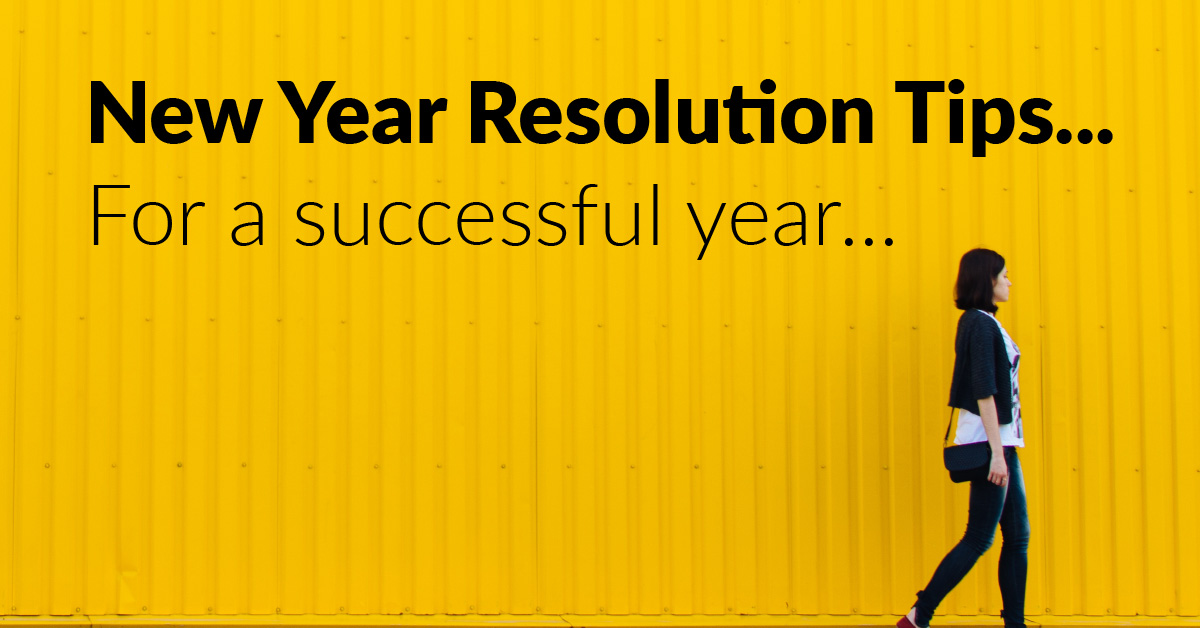 4 Salon New Year Resolutions To Make This Year Your Best Yet