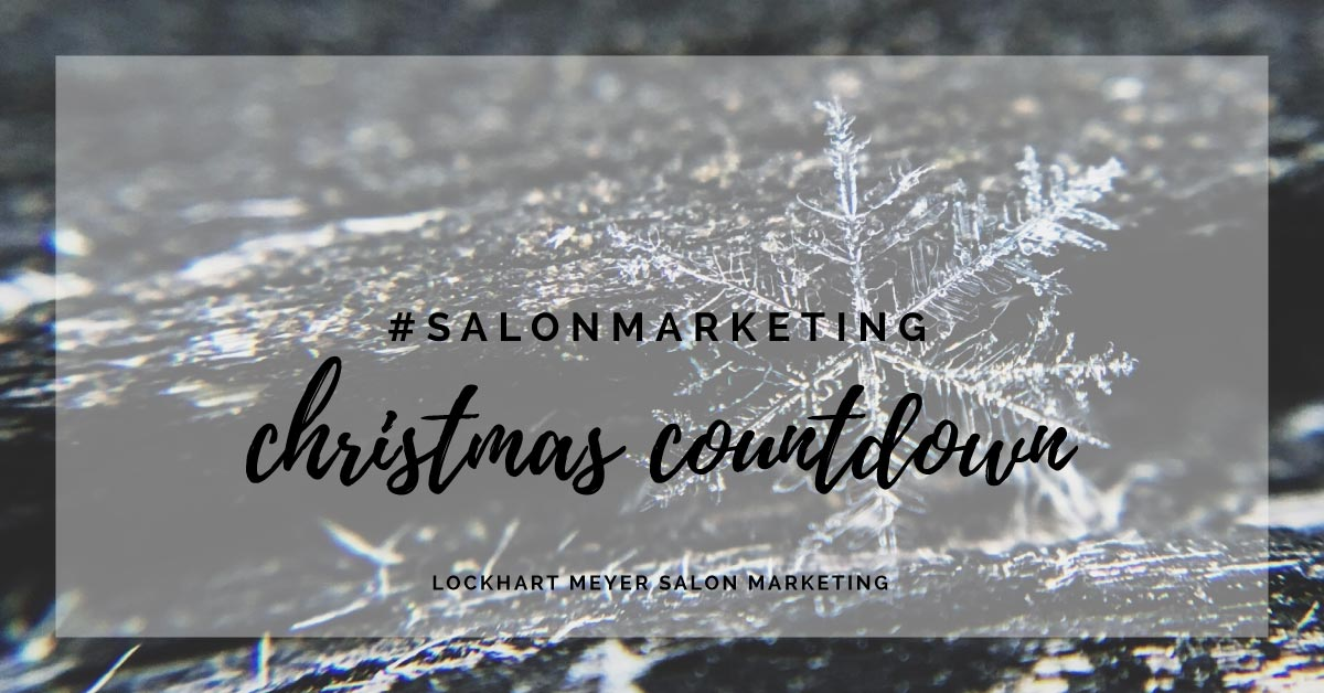 Top Christmas Tips On How To Market Your Salon Or Spa