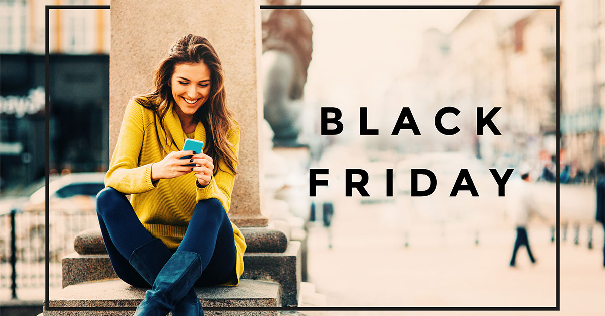 Salon Marketing Ideas For Black Friday
