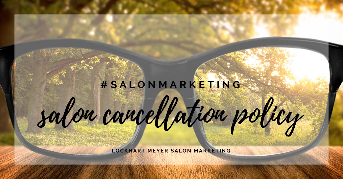Prevent & handle salon no shows in hair & beauty businesses