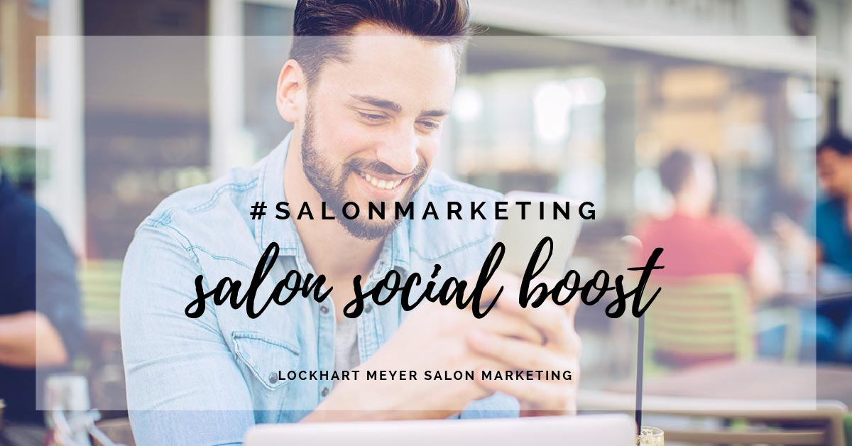 salon social boost