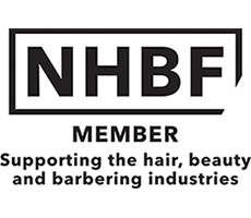 Member of National Hair & Beauty Federation